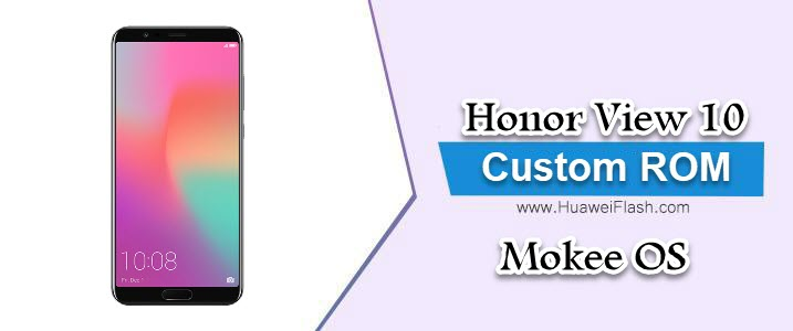 Mokee OS 9.0 on Honor View 10