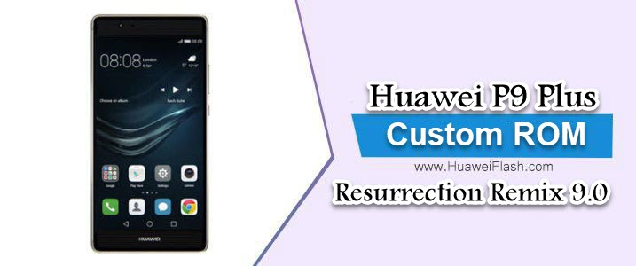 CUSTOM ROM - HuaweiFlash