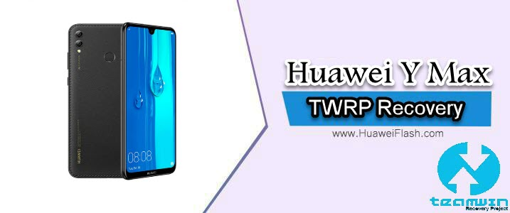 TWRP Recovery on Huawei Y Max