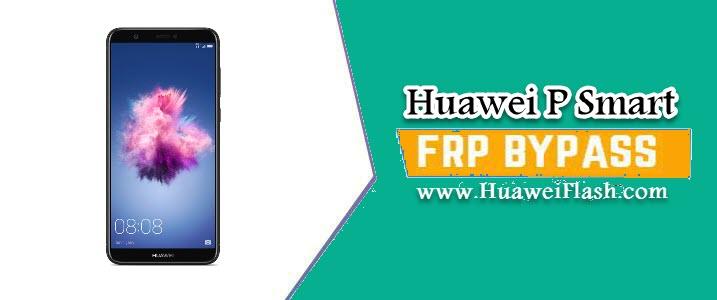 Remove FRP Huawei P Smart
