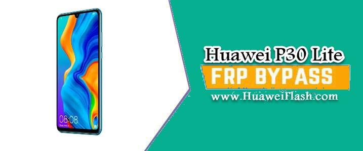 FRP Huawei P30 Lite