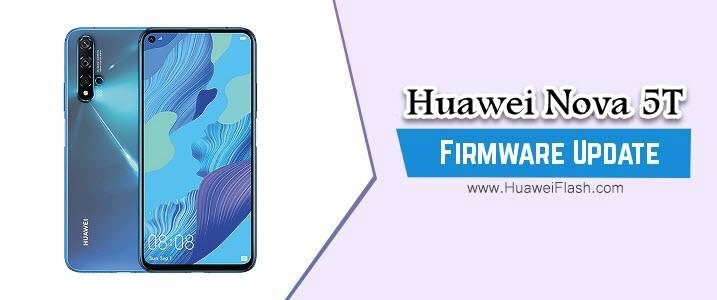 Huawei Nova 5T Stock Firmware