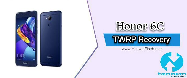 TWRP Recovery on Honor 6C
