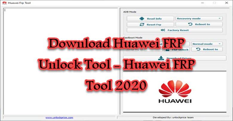 Huawei FRP Tool 2020