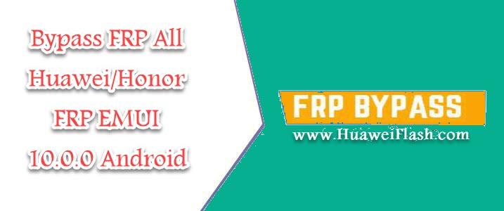 FRP EMUI 10.0.0