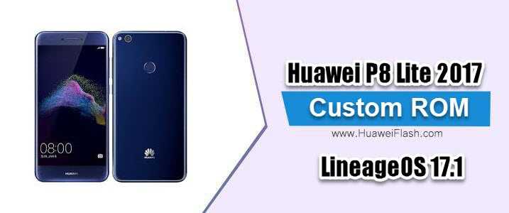 Huawei P8 Lite 2017 to Android 10