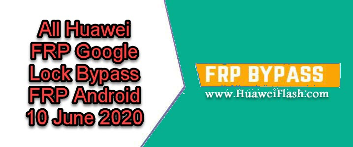 FRP Android 10