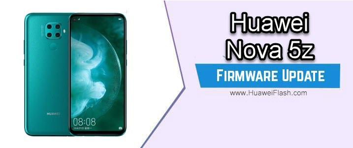 Huawei Nova 5z Firmware