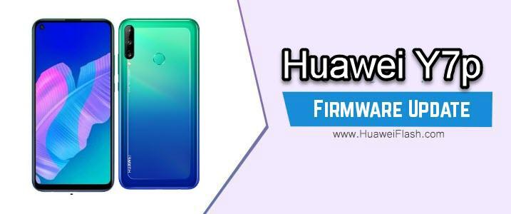 Huawei Y7p Firmware