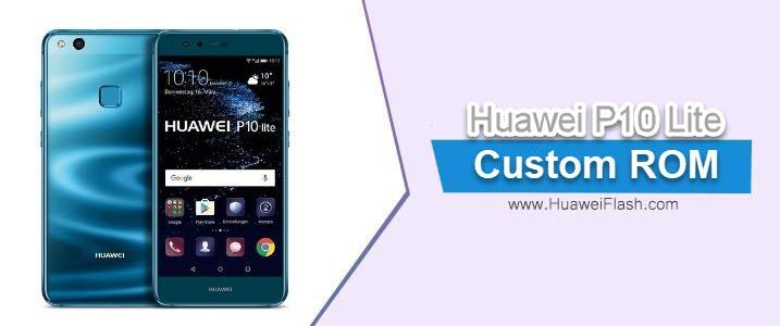 9.0 Pie ROM on Huawei P10 Lite