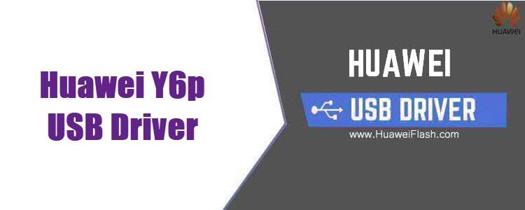 Huawei Y6p USB Driver