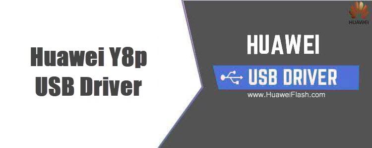 Huawei Y8p USB Driver