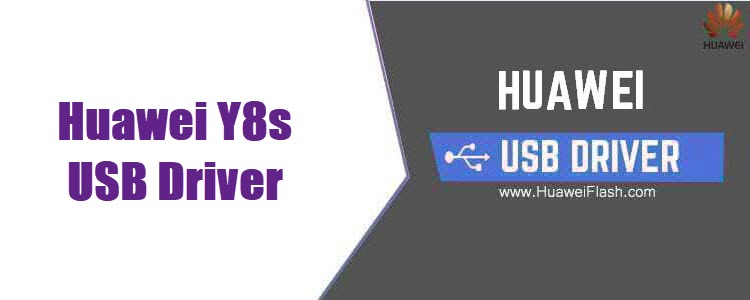 Huawei Y8s USB Driver