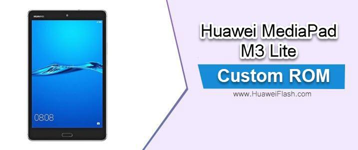 LineageOS 16.0 on Huawei MediaPad M3 Lite