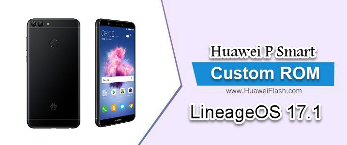LineageOS 17.1 on Huawei P Smart