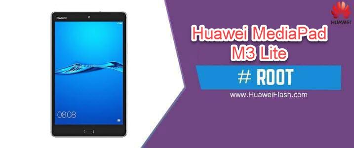 ROOT Huawei MediaPad M3 Lite