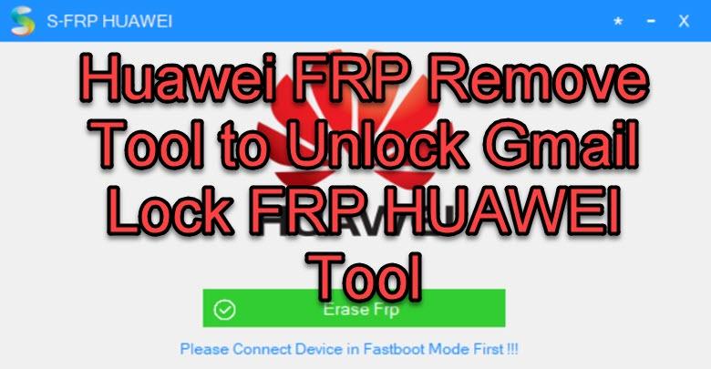 FRP HUAWEI Tool V4.0
