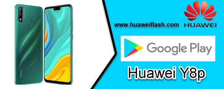 Install Play Store in Huawei Y8p