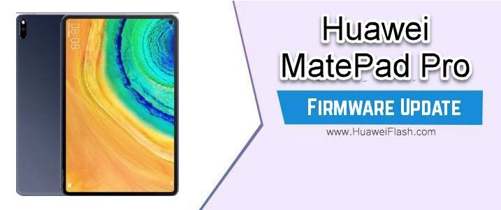 Huawei MatePad Pro Firmware