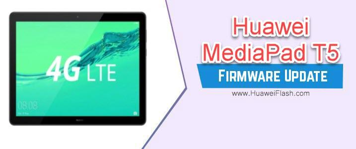 Huawei MediaPad T5 Stock Firmware