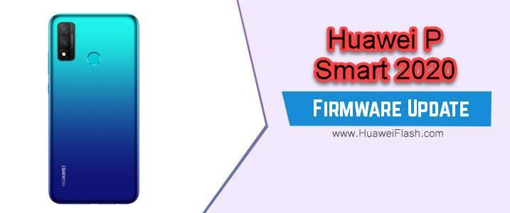 Huawei P Smart 2020 Firmware
