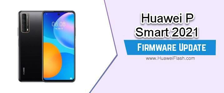 Huawei P Smart 2021 Firmware