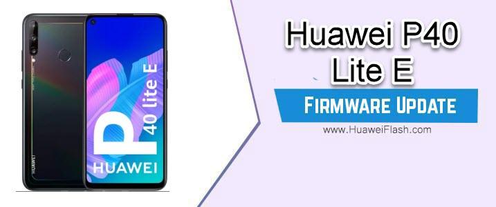 Huawei P40 Lite E Firmware
