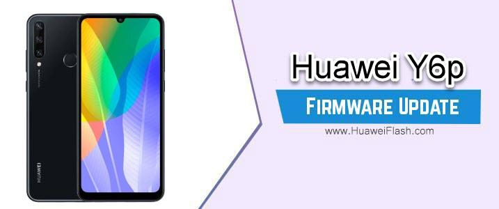 Huawei Y6p Firmware