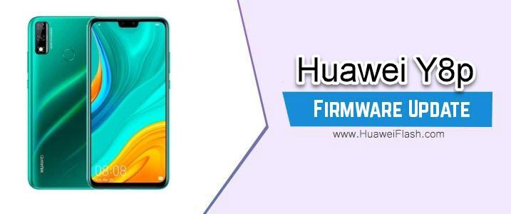 Huawei Y8p Firmware