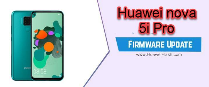 Flash Huawei Nova 5i Pro