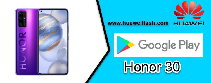 Google Play Services on Honor 30
