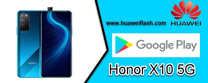 Google Playstore on Honor X10 5G