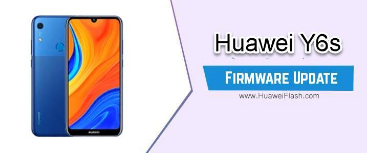 Huawei Y6s Stock Firmware