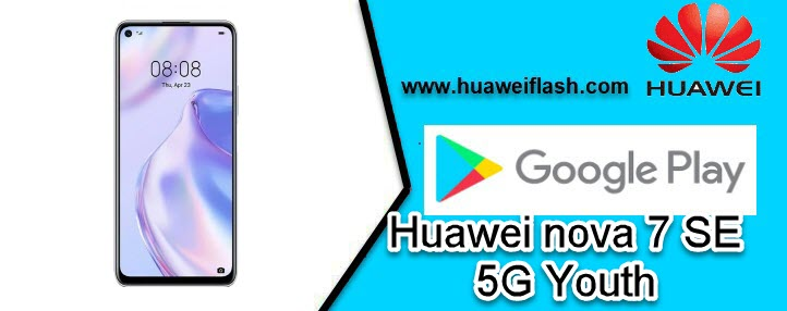 Play Store on Huawei nova 7 SE 5G Youth