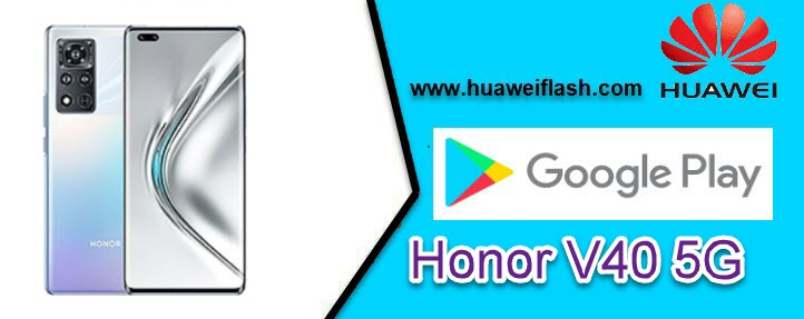 Google Service apps on your Honor V40 5G