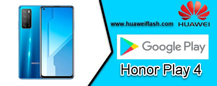 Play Store on Honor Play 4