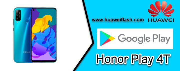 Play Store apps on Honor Play 4T