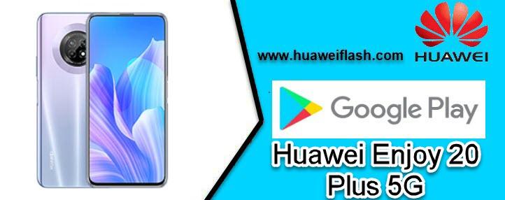Playstore on Huawei Enjoy 20 Plus 5G