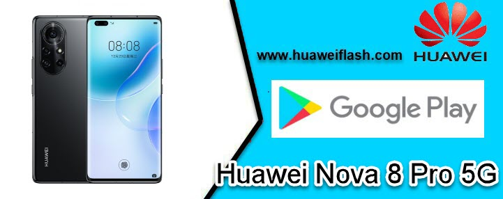 Play Store Apps on Huawei Nova 8 Pro 5G