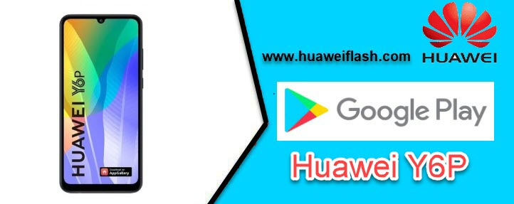 Play Store on your Huawei Y6P