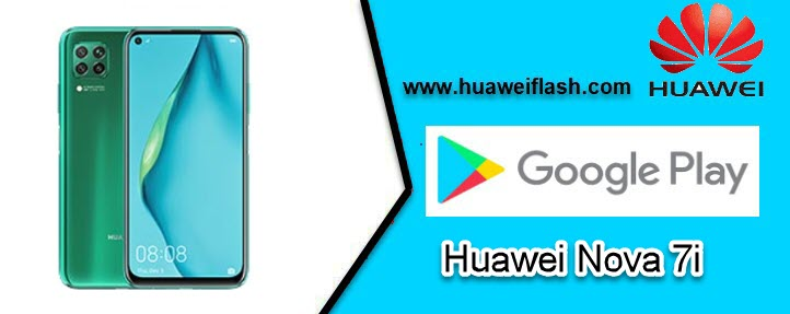 Gapps on Huawei Nova 7i