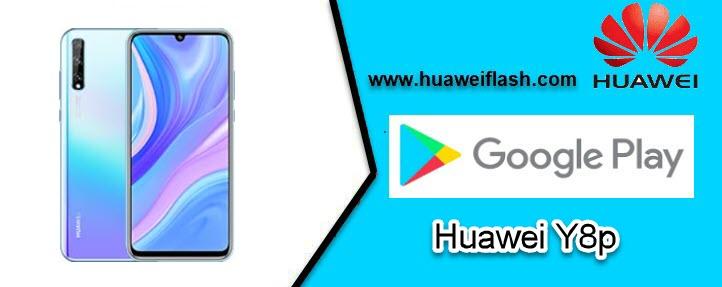 Google Play Huawei Y8p