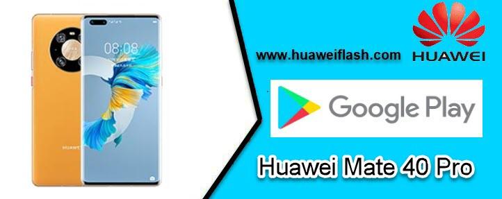 Google Play Store Huawei Mate 40 Pro