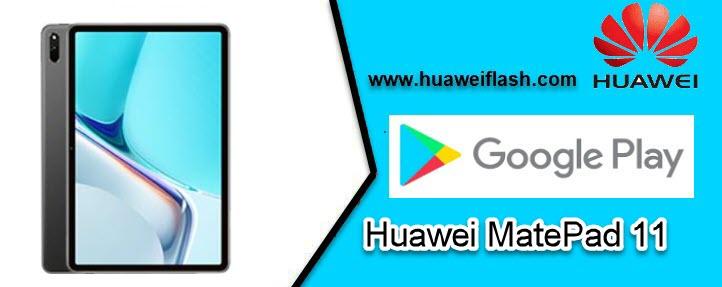 Google Play Store Huawei MatePad 11