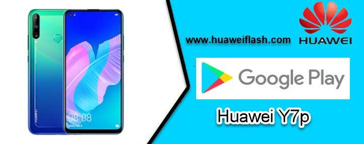 Google Play Store On Huawei Y7P