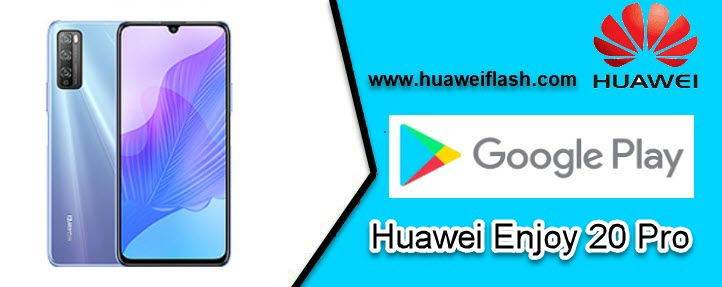 Google services on Huawei Enjoy 20 Pro