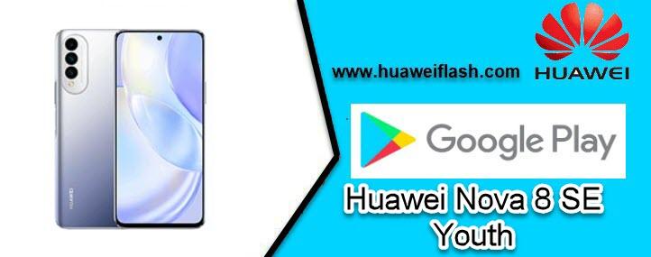 Huawei Nova 8 SE Youth Google Play Store