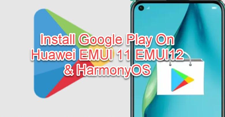 Install Google Play