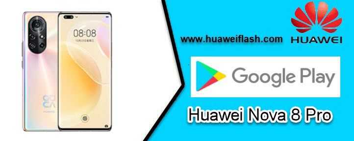 Play Store on Huawei Nova 8 Pro