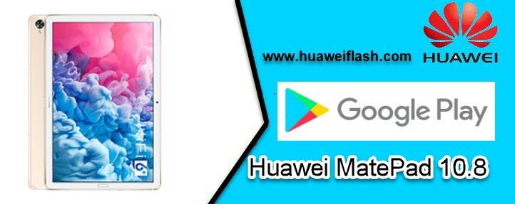 Play store Huawei MatePad 10.8
